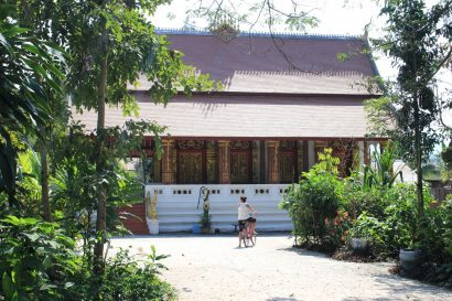 temples de lulang prabang