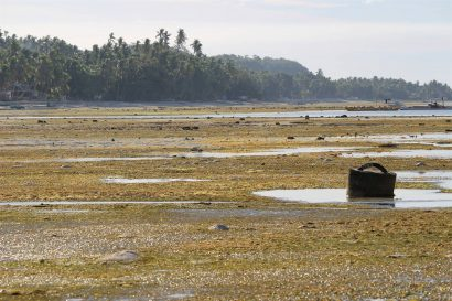 Siquijor maree basse