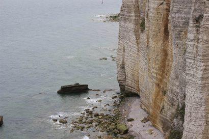 falaises d'amont Etretat