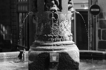 fontaine du térrail clermont