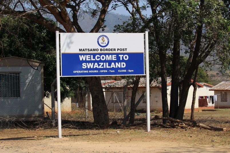 Voyager au Swaziland