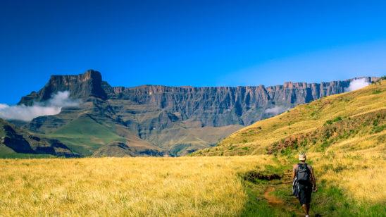 Tiger Falls Drakensberg