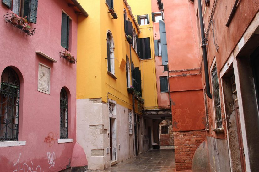 Venise ruelles