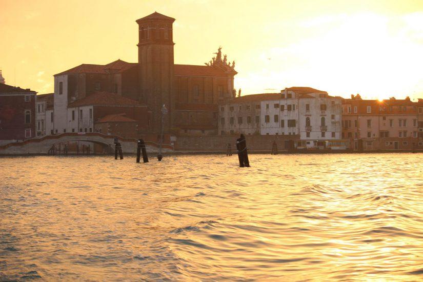sestiere de Cannaregio Venise