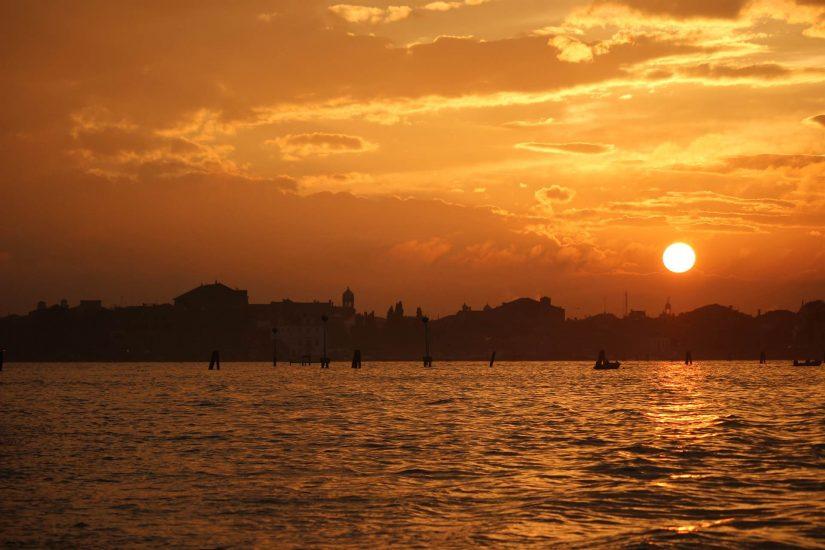 Venecia sunset