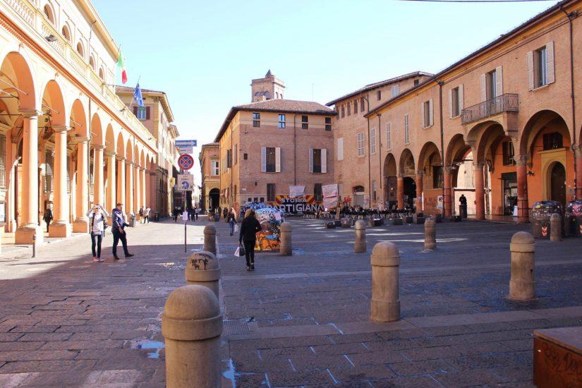 Piazza Giusepe Verdi