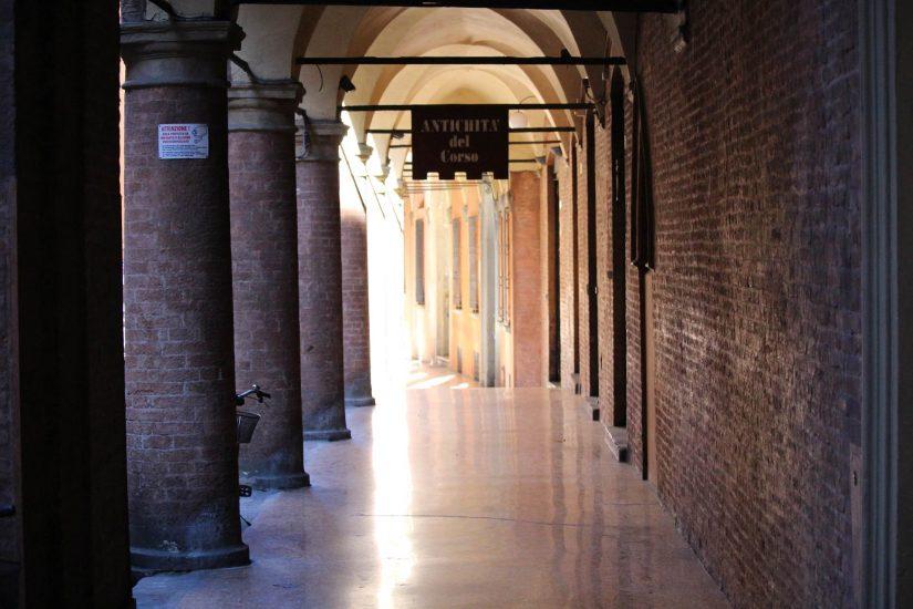 arcades de Bologne