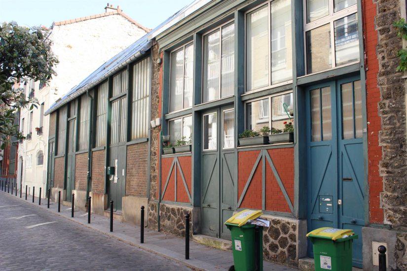 villa alesia villages de paris