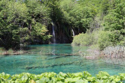 lacs supérieurs Plitvice