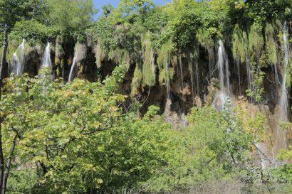 Plitvice lacs supérieurs