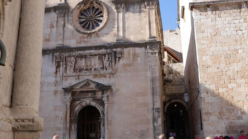 St Saviour Dubrovnik
