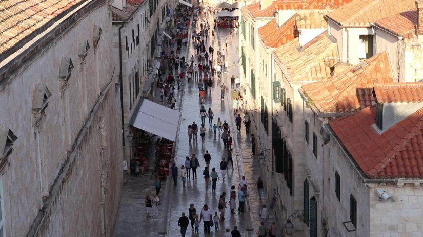 stradun Dubrovnik