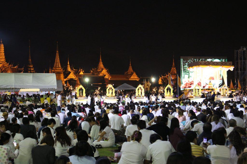 Nouvel an à Bangkok