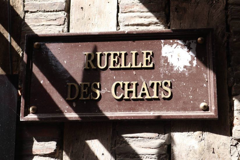 ruelle des chats Troyes