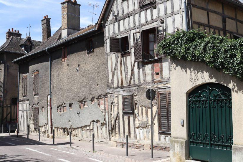Troyes rue st denis