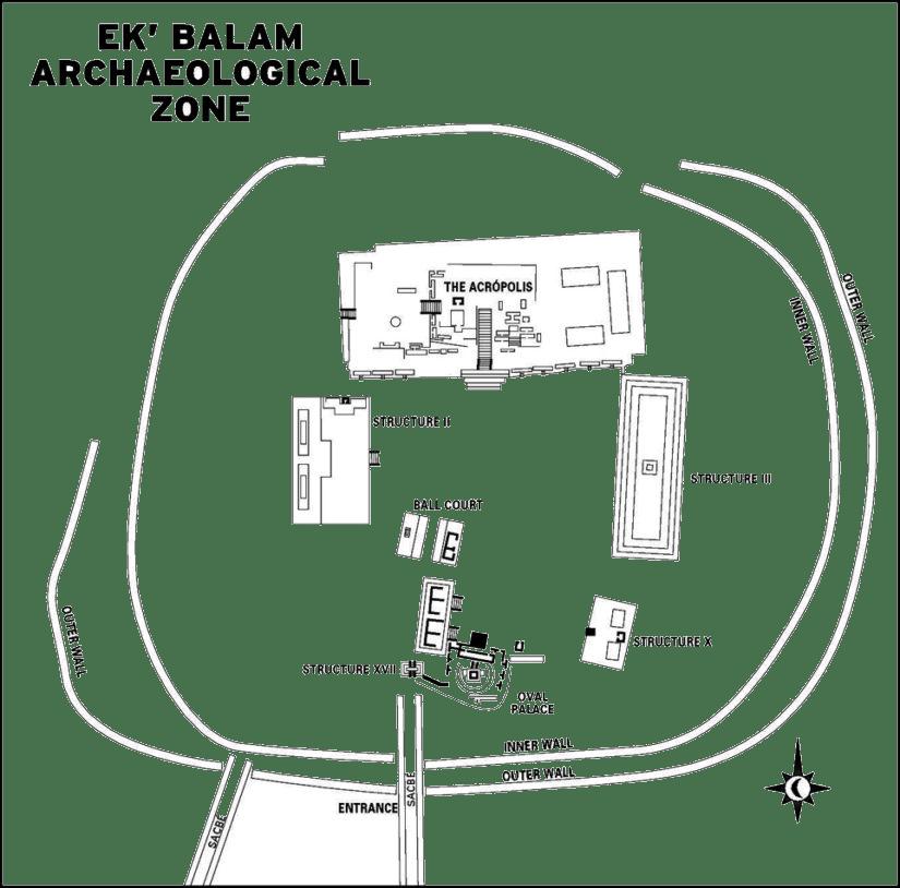 map ek balam