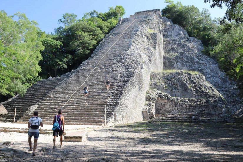 Cobá Les pyramides mayas du Mexique