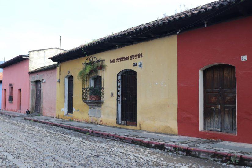 Antigua Guatemala Las Piletas