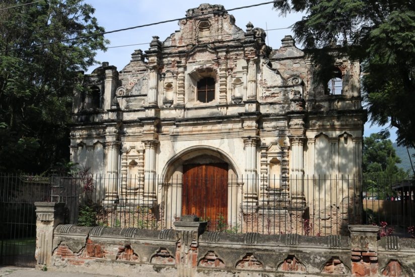 Iglesia de San José el Viejo antigua