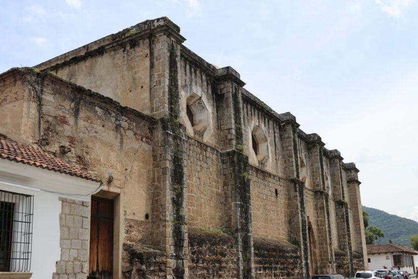 Convento de Santa Clara Antigua