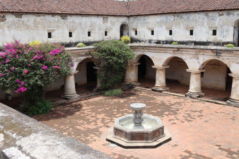 Antigua Iglesia y Convento de las Capuchinas