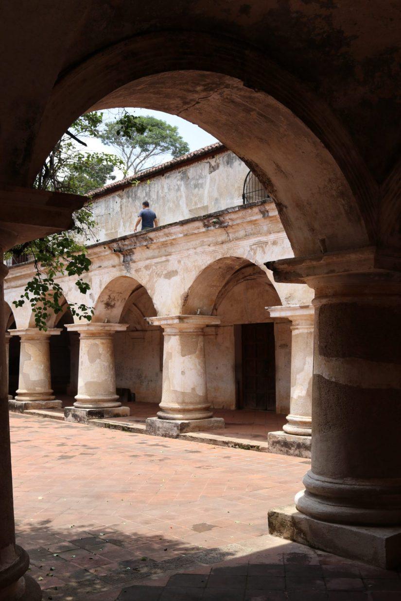 Couvents d'Antigua Iglesia y Convento de las Capuchinas