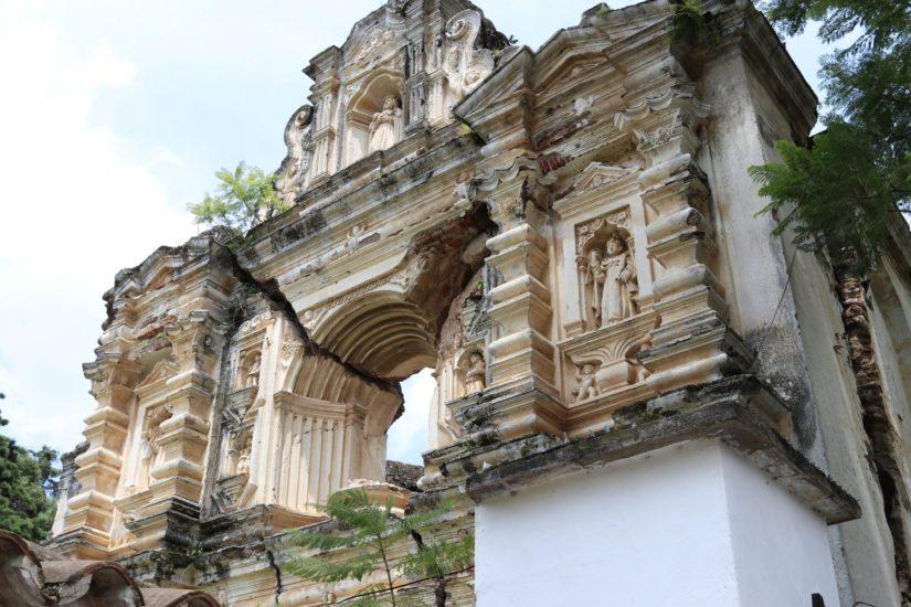 Iglesia Santa Rosa de Lima Antigua