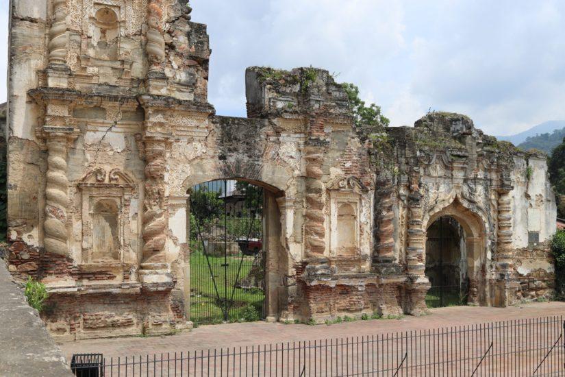 Iglesia de Candelaria antigua