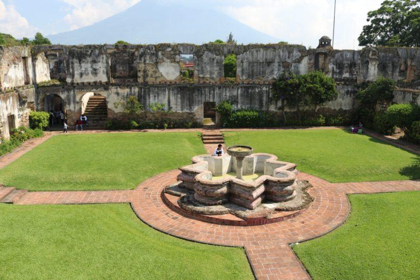 Convento San Jeronimo Antigua