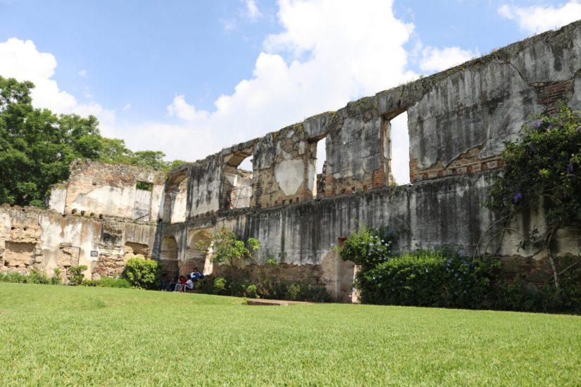 Convento San Jeronimo Couvents d'Antigua