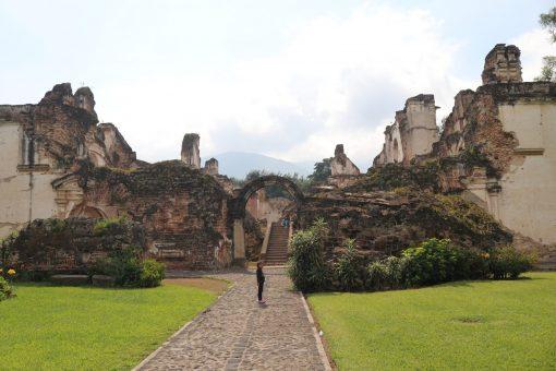 Couvents d'Antigua Convento de la Recoleccion Antigua