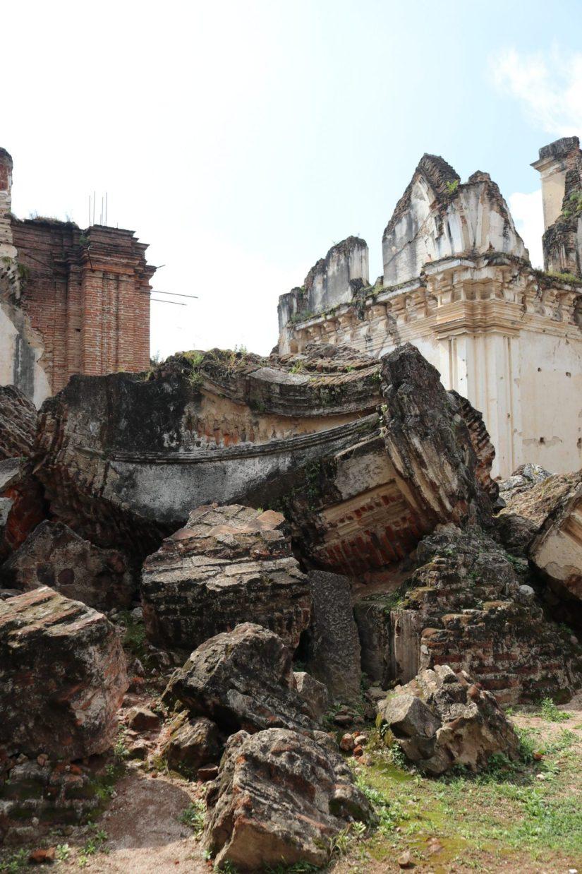Convento de la Recoleccion Couvents d'Antigua
