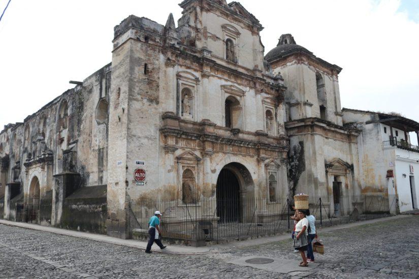Antigua Guatemala San Augustin
