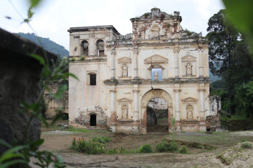 Antigua Iglesia Nuestra Señora de los Remedios