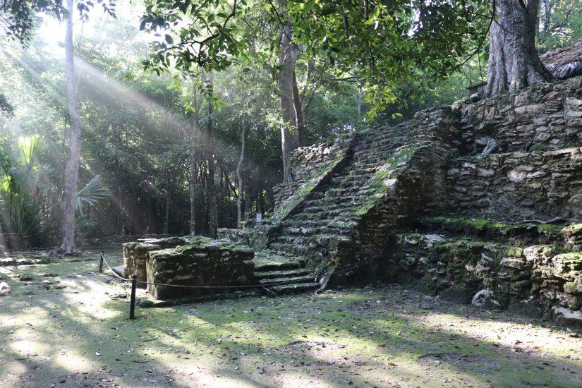 Muyil-mayan-ruins