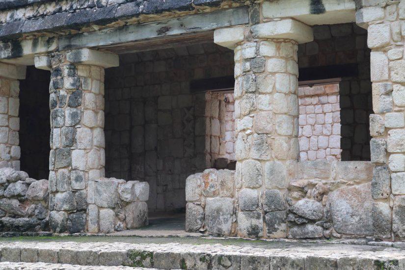 Uxmal pyramides