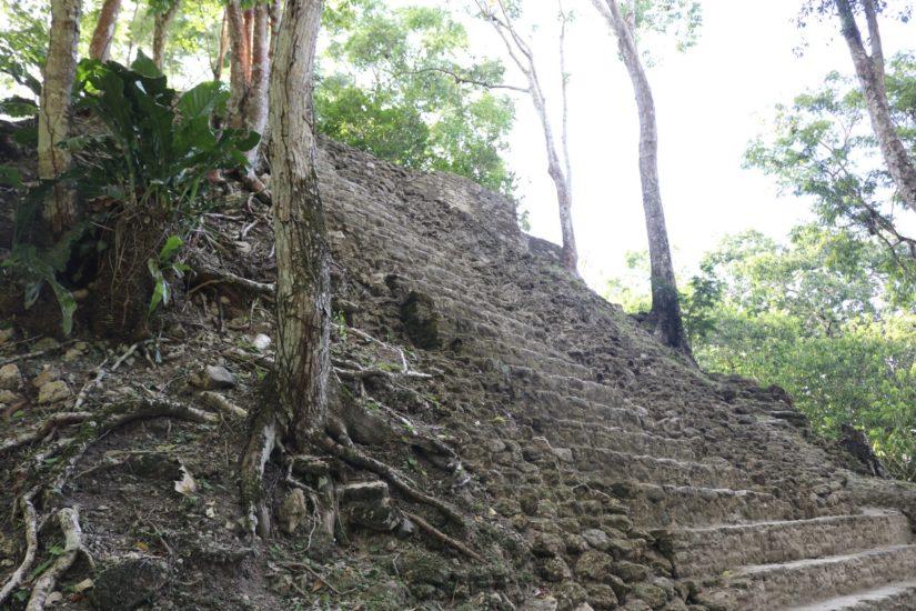 Cahal Pech San Ignacio Belize