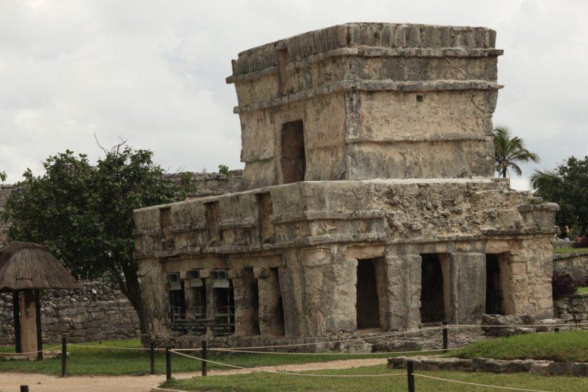 Les ruines de Tulum