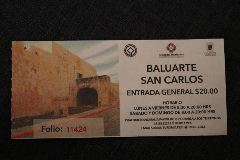 Baluarte de Campeche