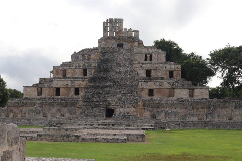 Edzná Les pyramides mayas du Mexique