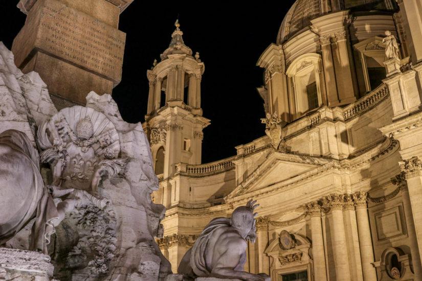 un week-end à Rome