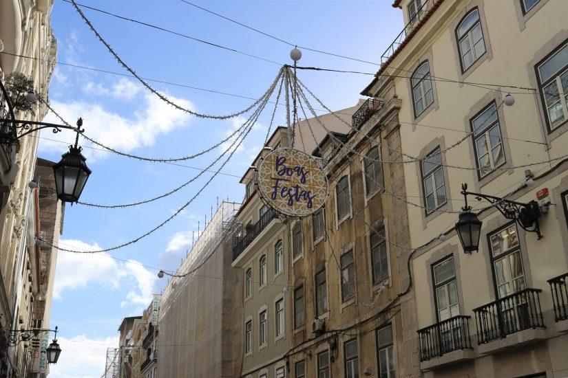 Rua Augusta Lisbonne
