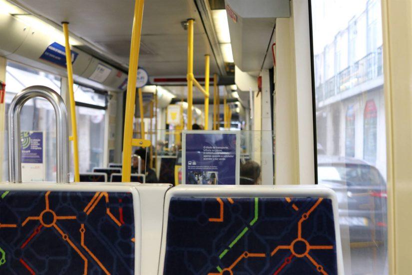 tram E15 lisbonne