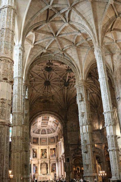 Le monastère des Hiéronymites
