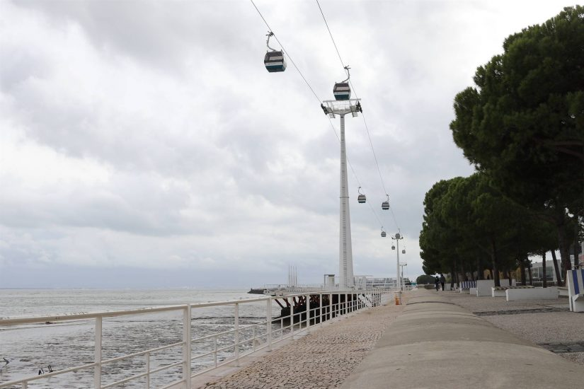 Parque das Nações Lisbonne