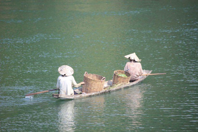 Si Phan Don Voyager au Laos