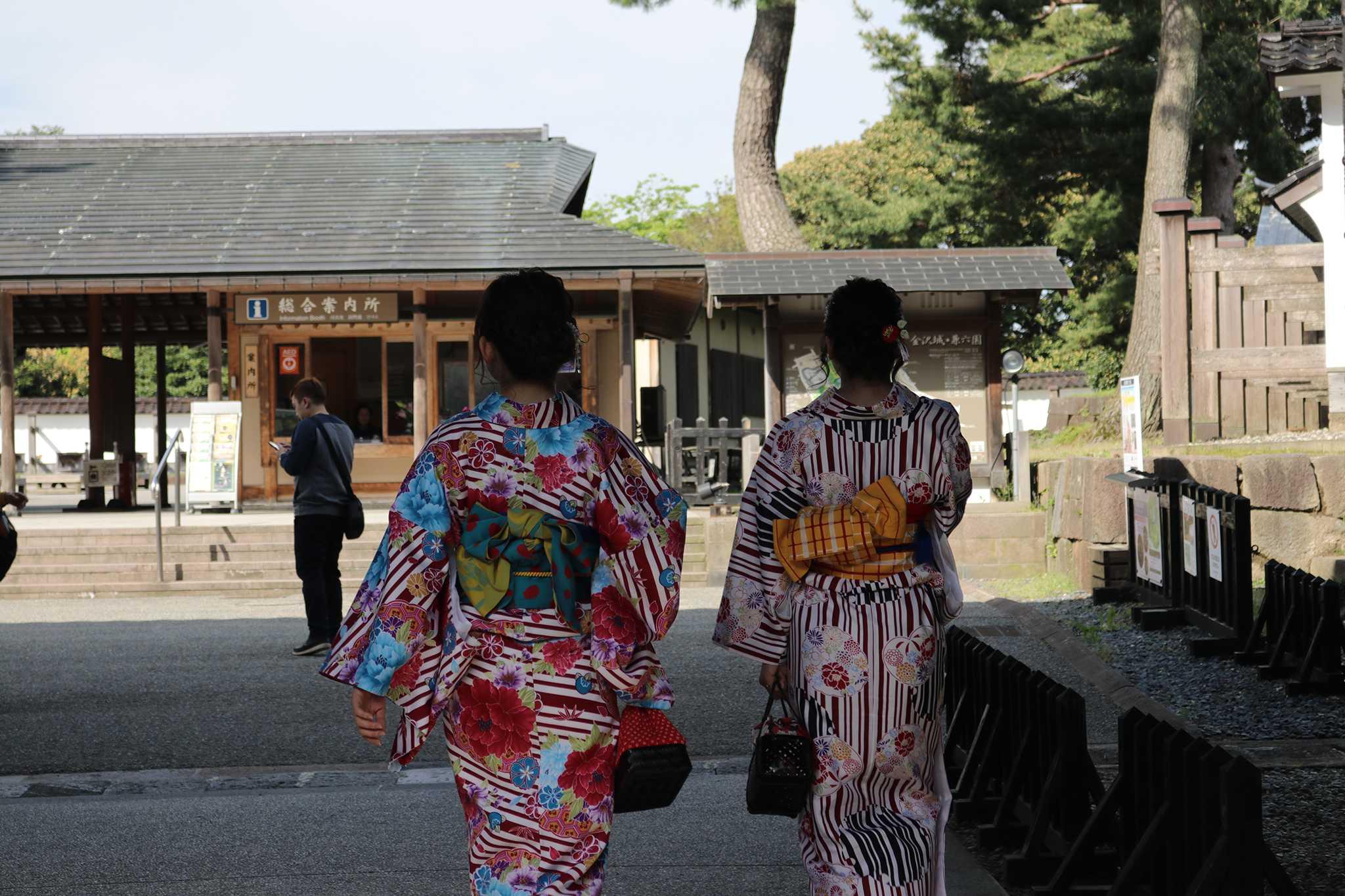 Chateau de Kanazawa