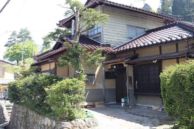Sanmachi-suji