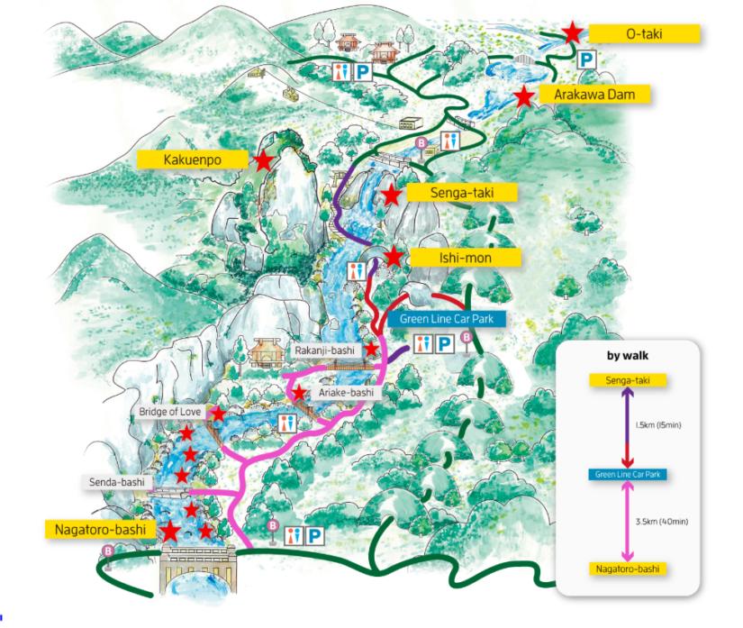 shosenkyo-map