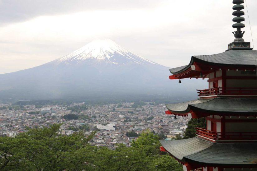 Arakura Fuji Sengen Jinja Japon